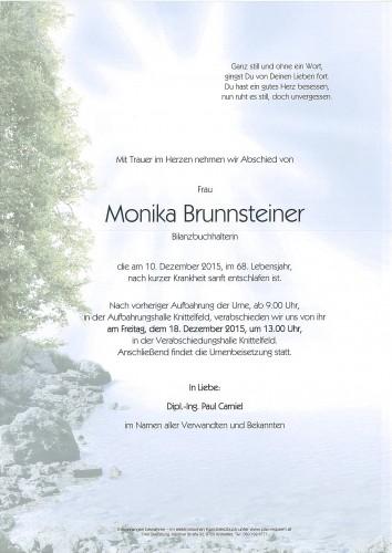 Monika Brunnsteiner