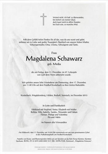 Magdalena Schawarz