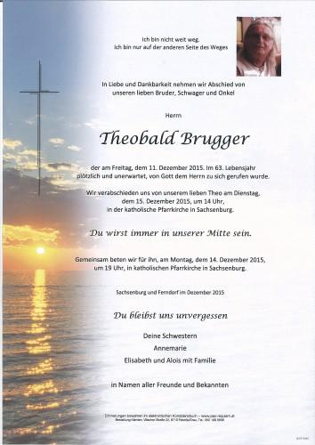 Theobald Brugger