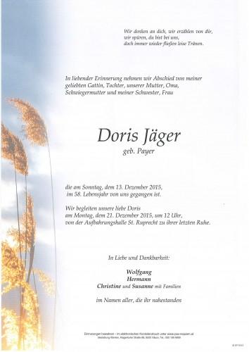 Doris Jäger