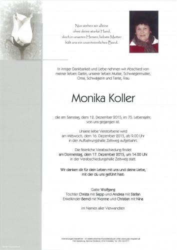Monika Koller
