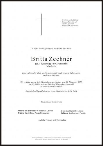 Britta Zechner