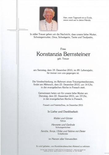 Konstanzia Bernsteiner