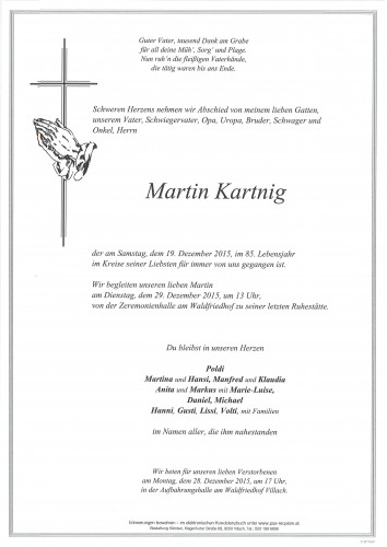 Martin Kartnig