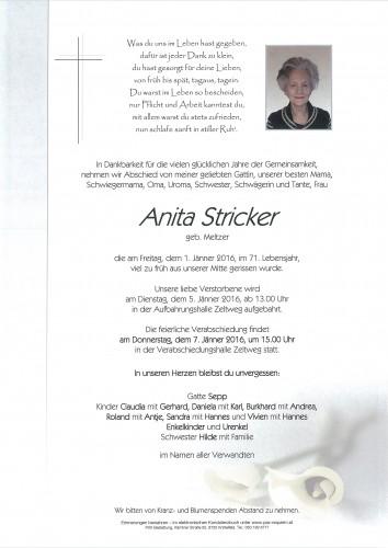 Anita Stricker