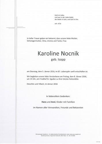 Karoline Nocnik
