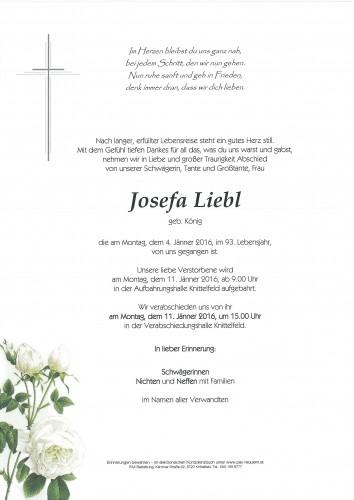 Josefa Liebl