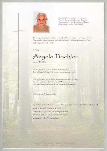 Angela Bachler