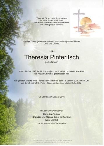 Theresia Pinteritsch
