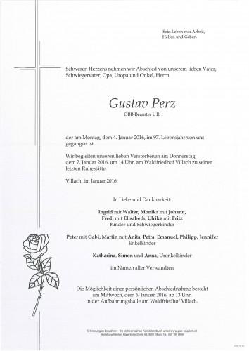 Gustav Perz