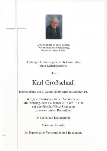 Karl Großschädl