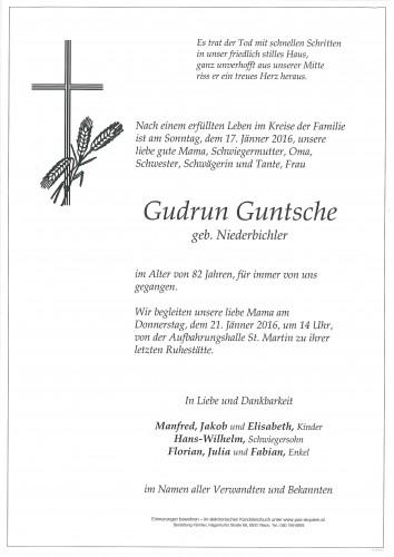 Gudrun Guntsche