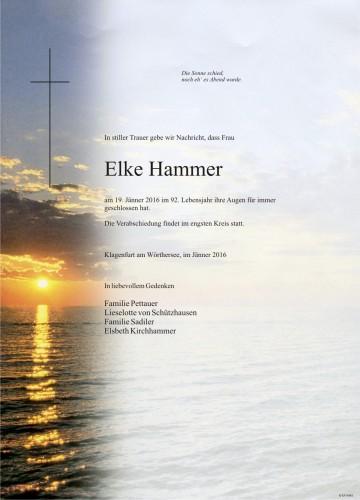Elke Hammer