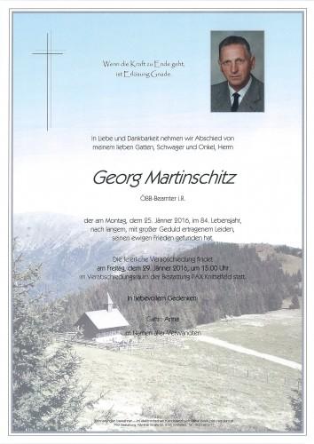 Georg Martinschitz
