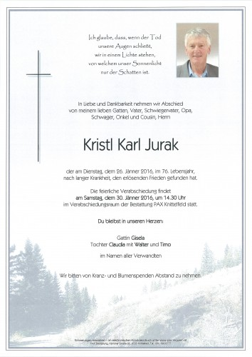 Kristl Karl Jurak