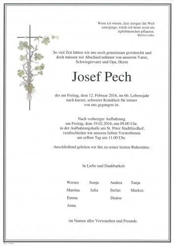 Josef Pech