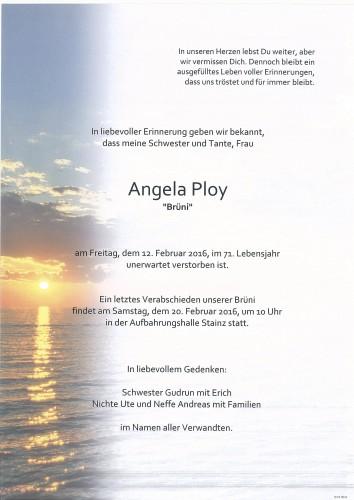 "Angela ""Brüni"" Ploy"