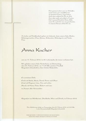 Anna Kucher