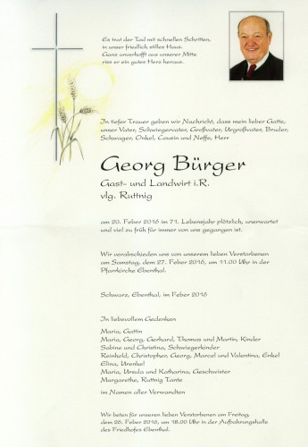 Bürger Georg