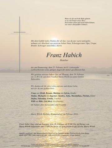 Franz Habich