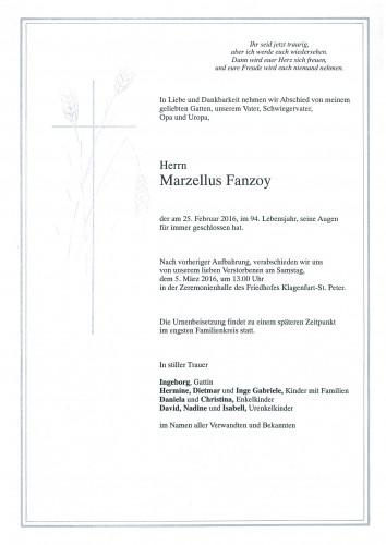 Marzellus Fanzoy