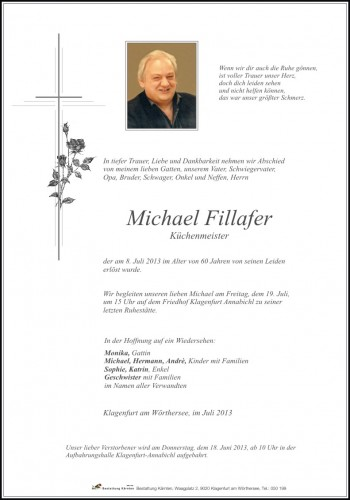 Michael Fillafer