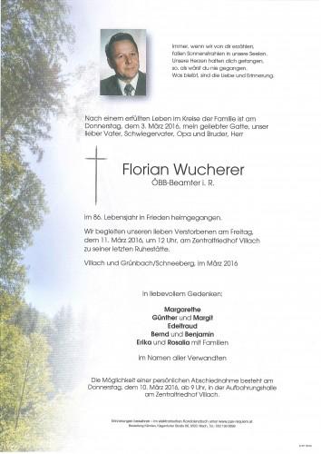 Florian Wucherer