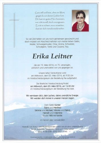 Erika Leitner