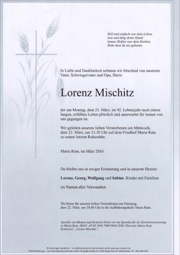Lorenz Mischitz