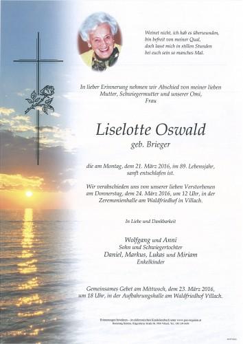 Liselotte Oswald