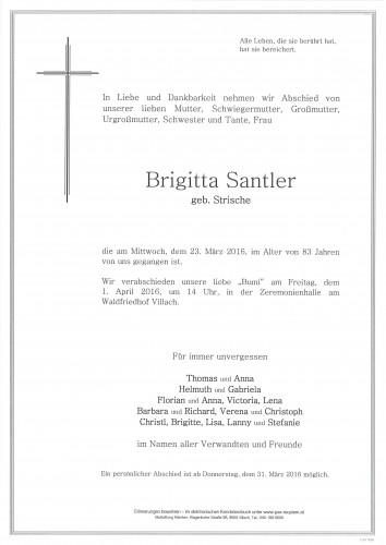 Brigitta Santler