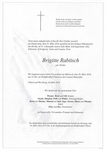 Brigitte Rabitsch