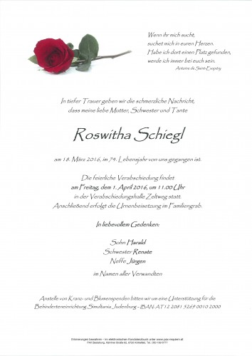 Roswitha Schiegl