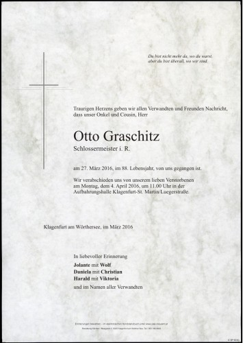 Otto Graschitz