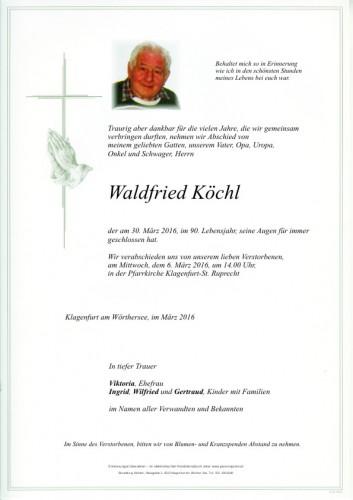 Waldfried Köchl