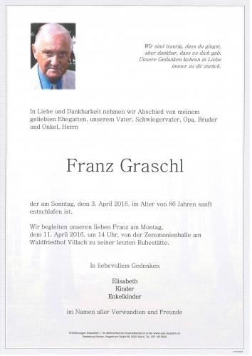 Franz Graschl