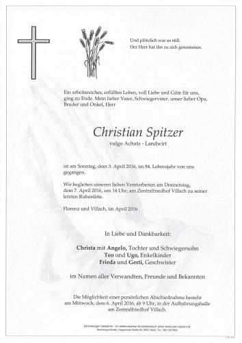 Christian Spitzer