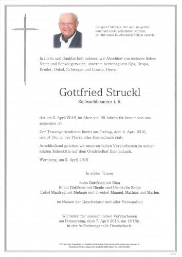 Gottfried Struckl