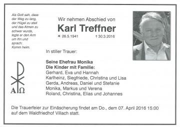 Karl Treffner