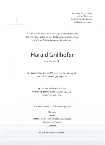Harald Grillhofer