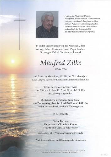 Manfred Zilke