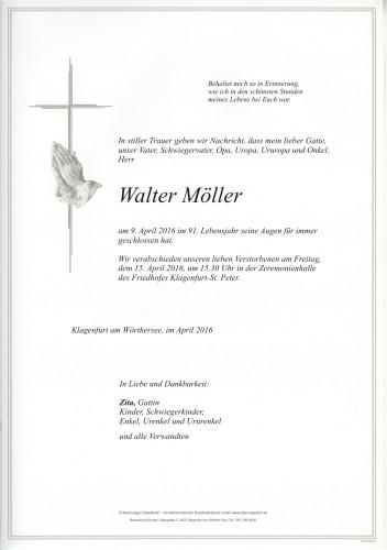 Walter Möller