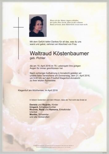 Waltraud Köstenbaumer