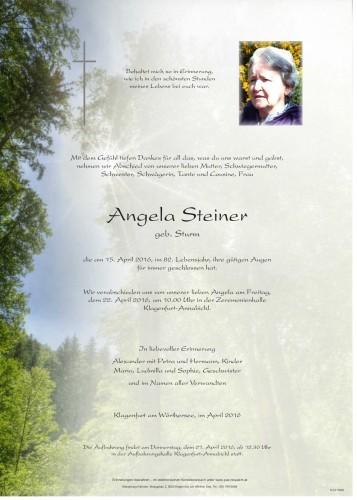 Angela Steiner