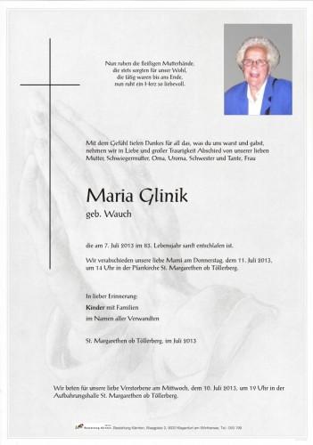 Maria Glinik