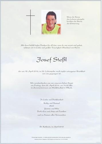 Josef Steßl