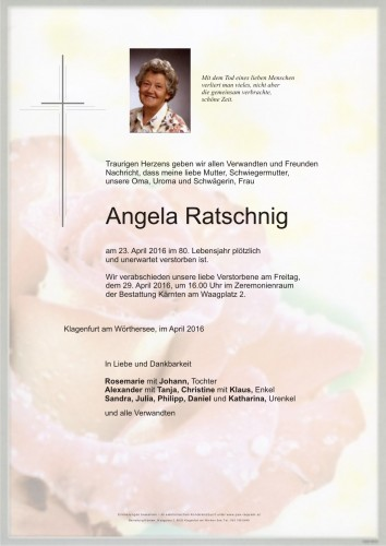 Angela Ratschnig