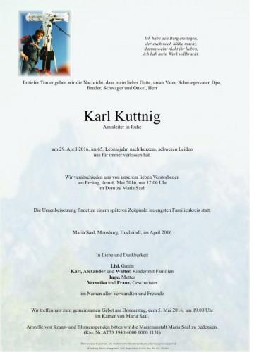 Karl Kuttnig