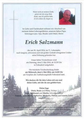 Erich Salzmann