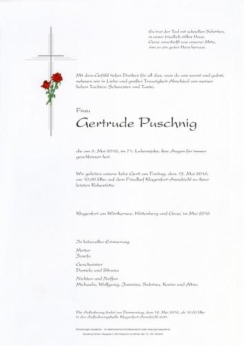 Gertrude Puschnig